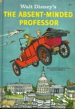 WALT DISNEY - THE ABSENT-MINDED PROFESSOR George Sherman - 1961 GOLDEN P... - $9.00