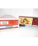 LIONEL -  39359 - 2012 THANKSGIVING HOLIDAY BOXCAR- D/C TRUCKS - 0/027- ... - $56.79