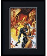 Black Panther #5 Storm 11x14 Framed Poster Display Marvel J Scott Campbell GGA - $32.36