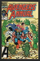 THE AVENGERS ANNUAL #13, 1984, MARVEL COMICS, NM CONDITION COPY - $9.90