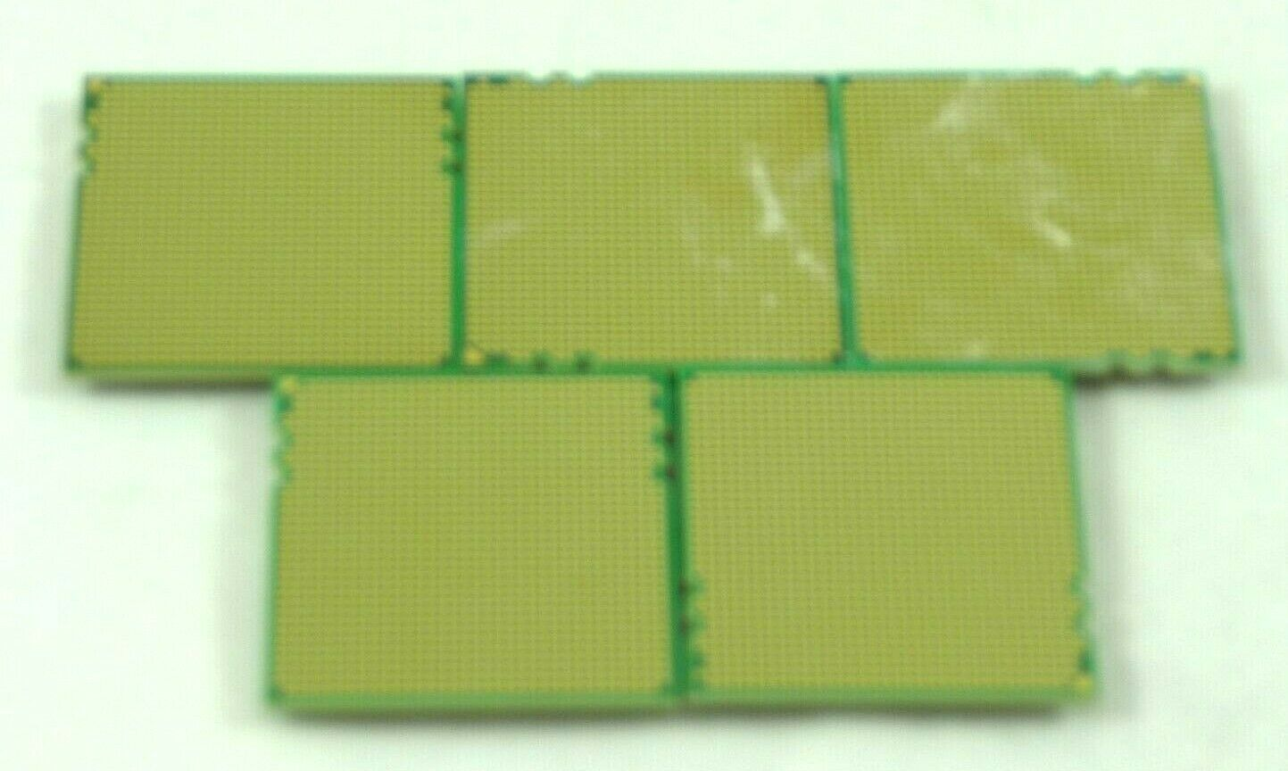 Lot Of 5 AMD Opteron 2216 2.4GHz Dual-Core (OSA2216GAA6CX) Processor CPU - $89.05