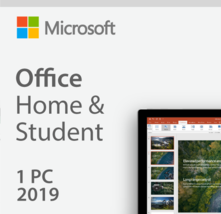 Microsoft Office Home and Student 2019 - Product Key Download - $89.99