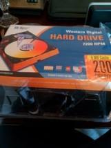 Western Digital WD2000JS-22MHB0 200GB 7200 Rpm Sata Hard Drive Dcm: Dsbhctjah - $71.28