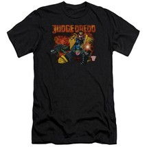 Judge Dredd 2000 AD T Shirt  vintage 70s 80s retro comic book graphic tee JD108 image 1