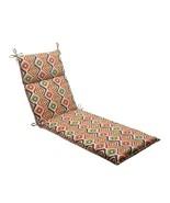 "CC Outdoor Living 72.5"" South Western Bohemian Patio Chaise Lounge Cushi... - $132.40"