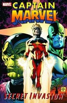 Secret Invasion: Captain Marvel Brian Reed and Lee Weeks - $14.80