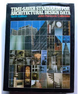 Time-Saver Standards for Architectural Design Data - 6th Edition - $9.50