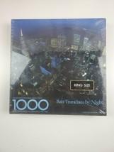 New Springbok San Francisco by Night 1000 pc Jigsaw Puzzle 24 x 30 King ... - $19.00