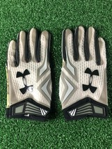 Team Issued UA Baltimore Ravens NFL Salute to Service Xl Football Gloves - $29.99