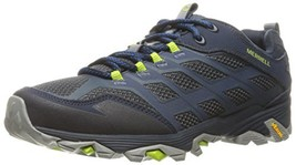 Merrell Men's Moab FST Hiking Shoe, Navy, 11.5 M US - $161.43