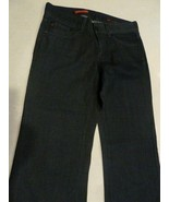 Womens AG Adriano Goldschmied Jeans 28R Blue Denim The Mona Flare Mid Ri... - $37.61