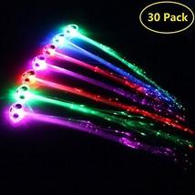Midafon Multicolor Flashing Barrettes Favors - $395,26 MXN