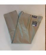 Kirkland Signature Men's Comfort Pants 40x 36 Classic Fit Non Iron easy ... - $19.79