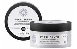 Maria Nila Colour Refresh Pearl Silver 0.20      3.4oz ~
