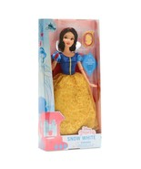 "NEW SEALED Disney Princess Snow White 11.5"" Doll with Pendant - $29.69"