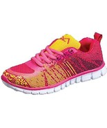 M-Air Women's Athletic Mesh Ultra-Lightweight Sneakers 6 B - $26.62