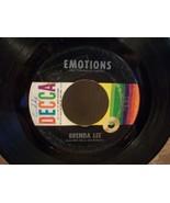 "BRENDA LEE ""EMOTIONS"" NEAR MINT 45RPM DECCA RECORDS - $4.00"