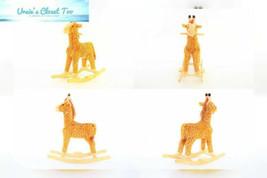 DanyBaby Ultra Soft Rocking Animal Toy Plush Giraffe Ride On-ASTM Safety... - $112.02