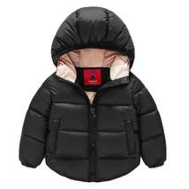 Boys Winter Coats Warm Down Jackets For Girls Children Clothing Boy Coat... - $29.54