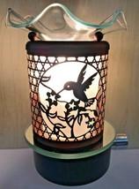 Electric Plug-in Fragrance Lamp/Oil Burner/Wax Warmer/Night Light h-006 - $21.77