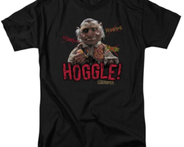Labyrinth Hoggle Tee Fantasy Cult film Retro 80's adult graphic t-shirt LAB123 image 3