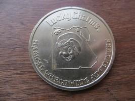 Lucky Charms Magical World Wide Adventure,Pyramide Cairo Merchant Token - $14.20