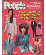 People Weekly Magazine September 20 1982 Nancy & Ronald Reagan Prince Ch... - $29.69