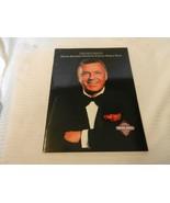 Frank Sinatra's Diamond Jubilee World Tour Souvenir Book by Chivas Regal... - $37.13