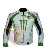 DAINESE 1011 GREEN WATERPROOF COWHIDE LEATHER MOTORCYCLE MOTORBIKE ARMOR... - $289.99