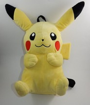 Nintendo 21016 Pokemon Pikachu Plush Character Backpack - $16.82