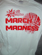 TNT Sports plex March MadnessAction Athletics T-Shirt Size Small - $14.00