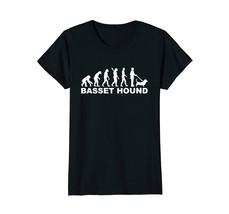 Basset hound evolution T-Shirt - $19.99+