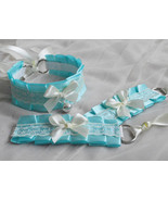 Made to Order - Kittenplay collar and cuffs - Lovely princess - ddlg cgl... - $38.00