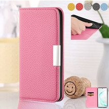 Luxury Magnetic Flip Leather Wallet Case For Samsung A20 A30 A40 A50 A60 A70 A80 - $61.50