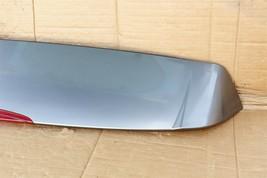08-13 Acura MDX Rear Hatch Lip Spoiler Wing Garnish w/ Brake Light image 2