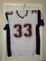 KEVIN FAULK PATRIOTS JERSEY SIGNED WITH COA GLOBAL AUTHENTIC - $90.25