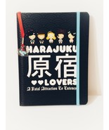 Harajuku Lovers Black Hardcover Journal, New - $8.88