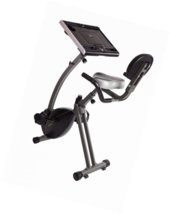 Wirk Ride Exercise Bike Workstation and Standing Desk - €154,70 EUR