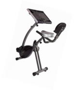 Wirk Ride Exercise Bike Workstation and Standing Desk - $176.22
