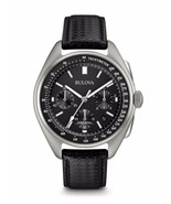New Bulova 96B251 Special Edition Moon Apollo 15 262Khz Frequency Men's Watch - $342.02