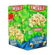 Emerald Cashew Tube S.Salt & Pepr 12 Count - $26.78
