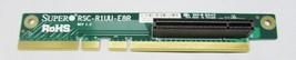 Supermicro RSC-R1UU-E8R Rev 1.2 Uio PCIE-X8 Motherboard Riser Card - New - $12.01