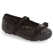 Michael By Michael Kors Youth's Rover Lilo Shoes Black SIZE 1 NEW IN BOX - $26.10
