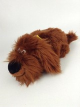"Ty The Secret Life of Pets 9"" Duke Brown Dog Plush Stuffed Animal 2016 - $10.84"