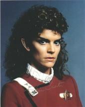 Robin Curtis Star Trek IV: The Voyage Home Lt. Saavik Autographed 8 x 10 Photo - $24.07