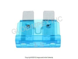 15 Amp Blue Fuse - GM Type (ATO/ATC) BOSCH + 1 YEAR WARRANTY - $9.95
