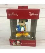 Hallmark Disney Mickey Mouse Christmas Ornament - $7.69