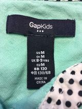 Gap Kids Girl's Teal Long Sleeve Dress Shirt - Size: Medium image 5
