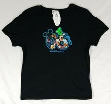 """Walt Disney World 2006 """"06"""" Souvenir T-Shirt Top Women's XL NWT WDW Short Sleeve - $24.63"""