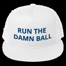 Run the Damn Ball hat / run the Damn Ball // Trucker Cap image 2